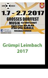 Grümpi Leimbach 2017